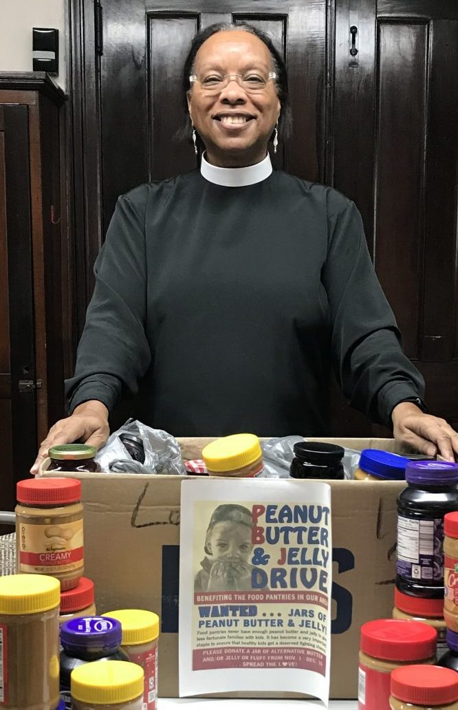 St Peter's Continues Collecting for the Needy